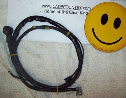 Starter Cable - USED