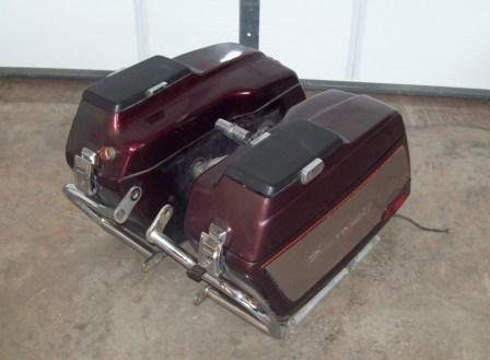 C90/LC1500 Saddlebag Set Up