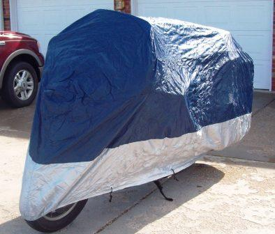 Motorcycle Cover - Full Size