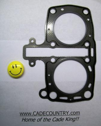 Engine Gasket, Rear Head Gasket