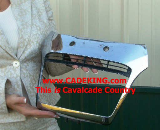 Headlamp Trim - USED