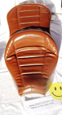 Seat Cover - Drivers Brown