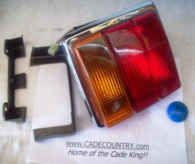 Tail Light (Taillight) - Left Hand - NEW