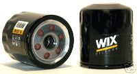 Oil Filter, Wix - Early Model