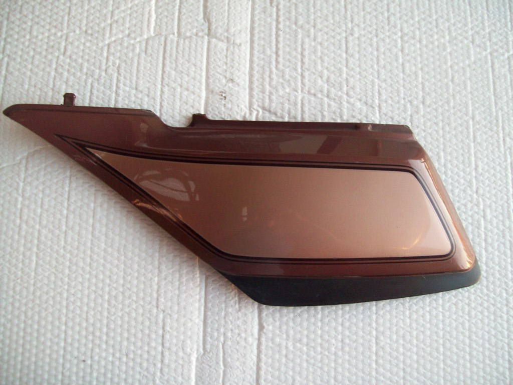 Frame Cover / Side Cover - LH COCONUT BROWN