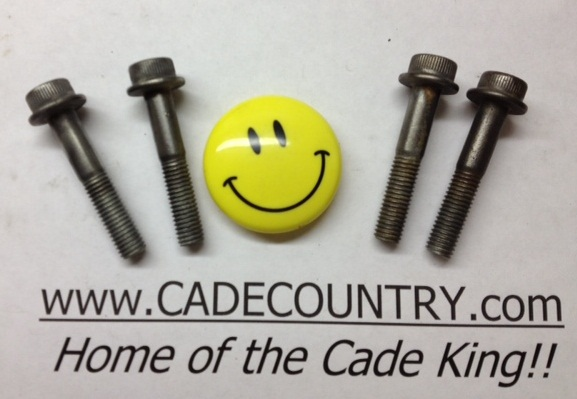 Header Pipe Bolt - Front, Set