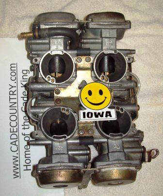 Carburetors, PARTS