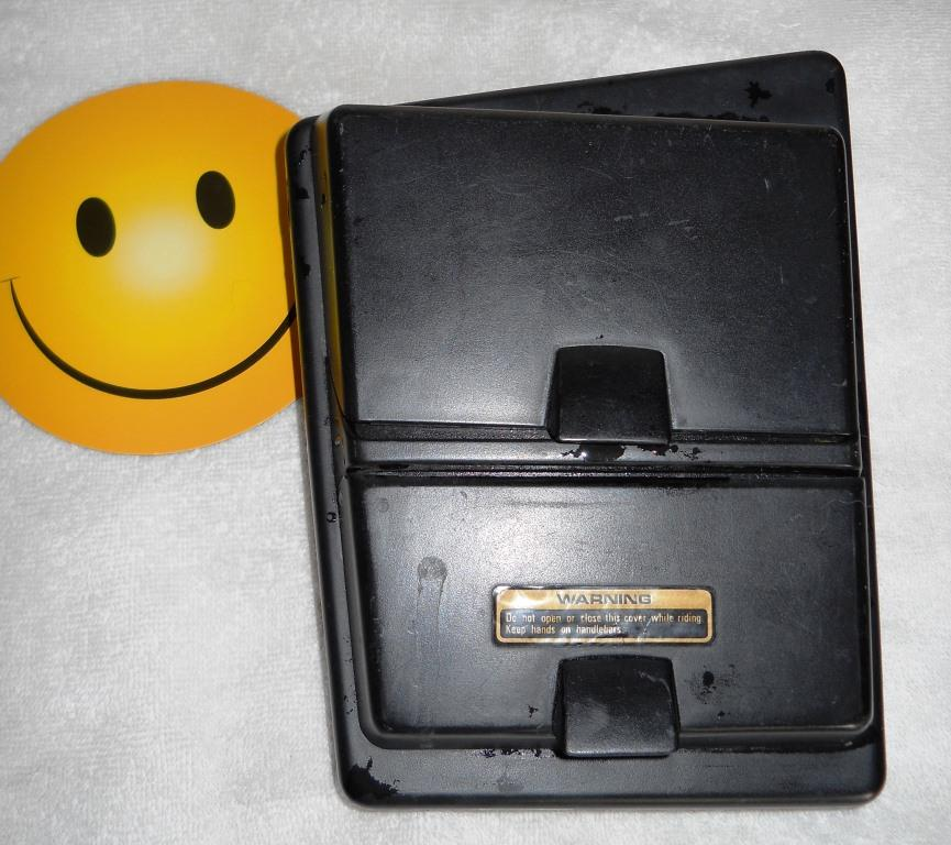Cassette and Coin Holder - USED