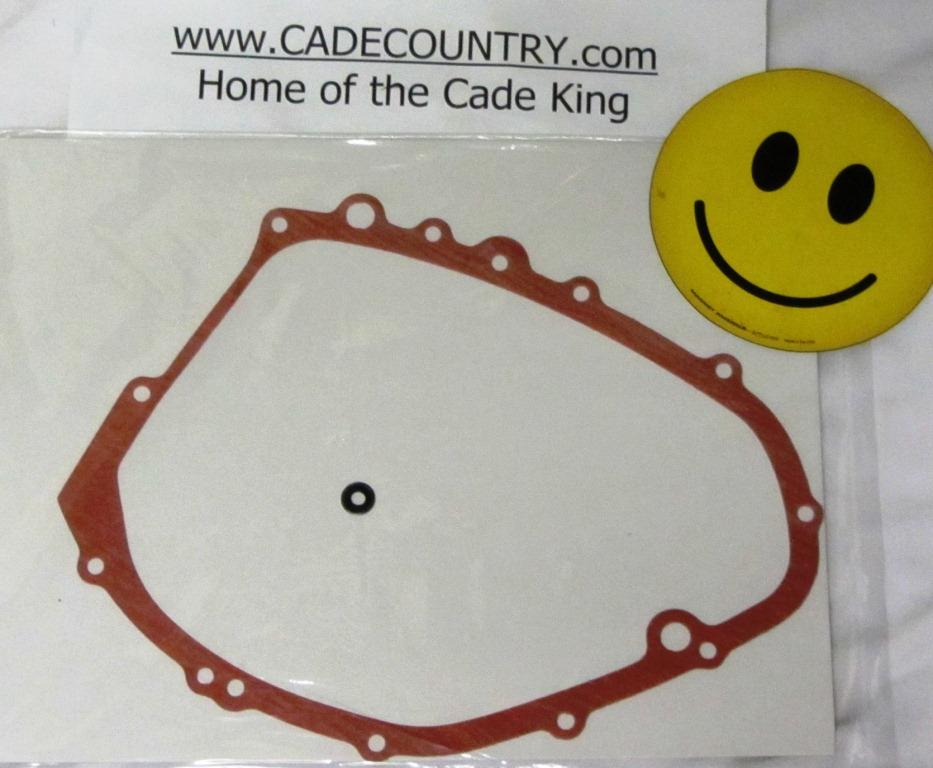 Engine Cover Gasket - Left Hand