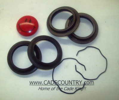 Front Fork Seal Kit with Snap Rings