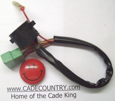 Ignition Switch Wiring LXE - Used