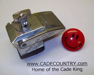 Saddlebag Lock with Key