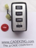 CB Radio Controls - LX