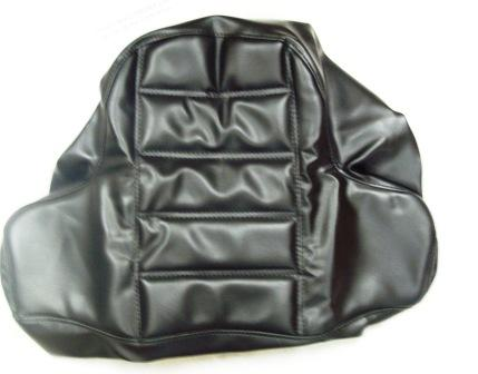 Seat Cover - Passenger LX/GT Black