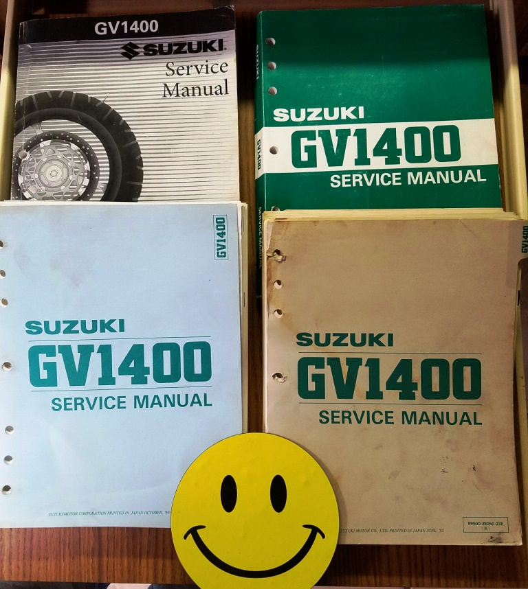 Service / Repair Manual - OEM, USED