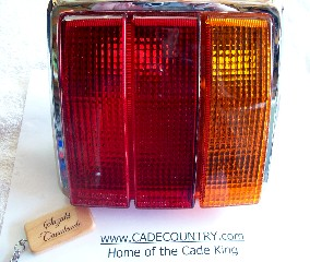 Tail Light (Taillight) - Right Hand - NEW