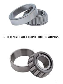 Steering Stem / Head Bearings
